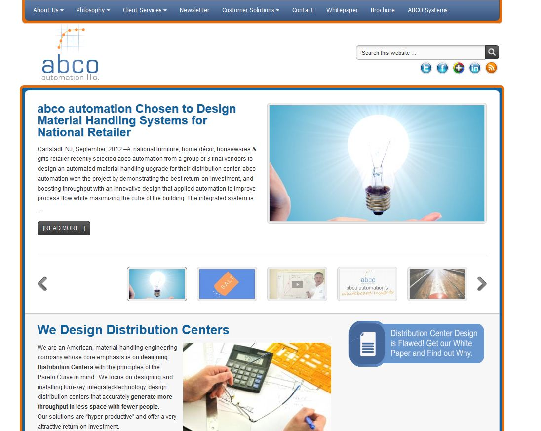 abco automation home page